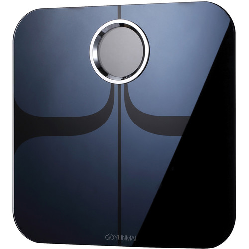 Yunmai Premium Bluetooth Smart Scale (Black)