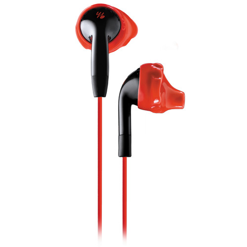 yurbuds Inspire 100 In-Ear Sport Earphones (Red & Black)