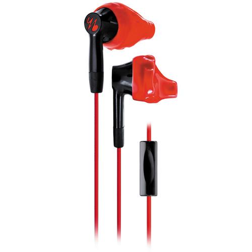 yurbuds Inspire 300 In-Ear Sport Earphones (Red & Black)