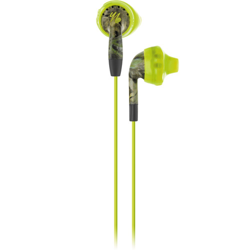 yurbuds Inspire 100 Mossy Oak In-the-Ear Sport Earphones (Green)