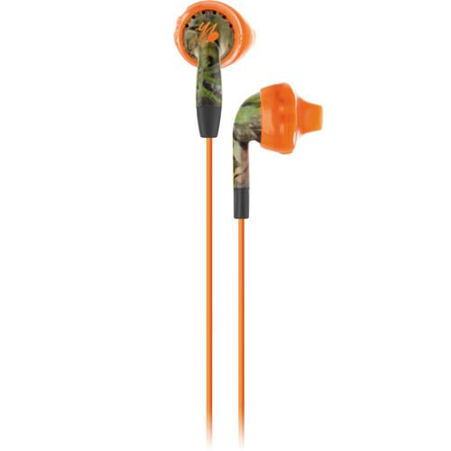 yurbuds Inspire 100 Mossy Oak In-Ear Sport Earphones (Orange)