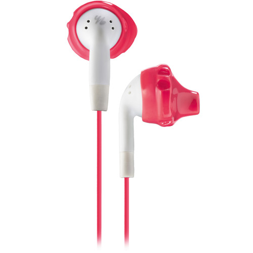yurbuds Inspire 100 for Women In-Ear Sport Earphones (Pink & White)
