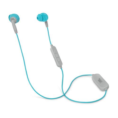 yurbuds Inspire 500 In-Ear Wireless Sport Headphones (Aqua)