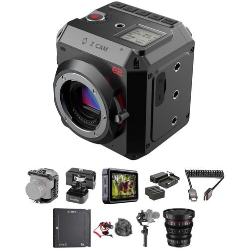 Z CAM E2 Cinema Camera Filmmaker's Kit