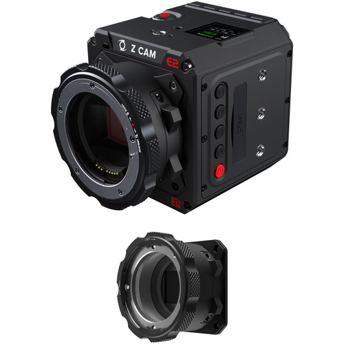 Z CAM E2-F6 Full-Frame 6K Cinema Camera (PL Mount)