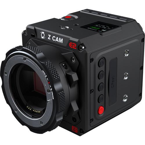 Z CAM E2-F6 Full-Frame 6K Cinema Camera (EF Mount)