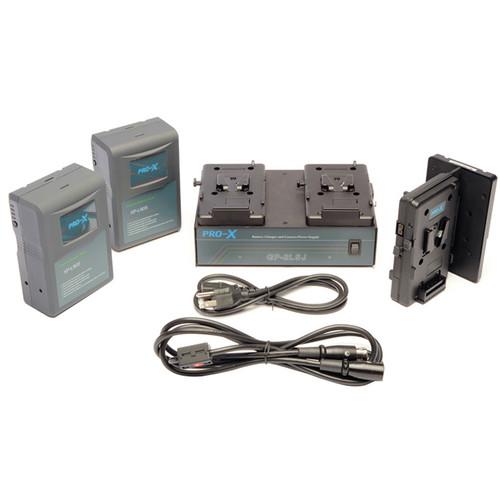 Zacuto SX-BKZ V-Mount Power Kit
