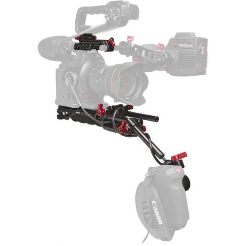 Zacuto C100 Mark II Gratical HD EVF Recoil