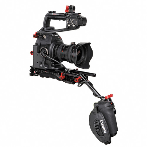 Zacuto Gratical HD EVF Recoil Kit for Canon C100 and C100 Mark II