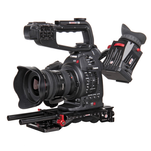 Zacuto C100 Z-Finder Recoil