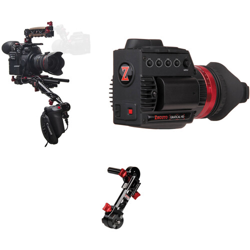 Zacuto Gratical HD Bundle for Canon C200