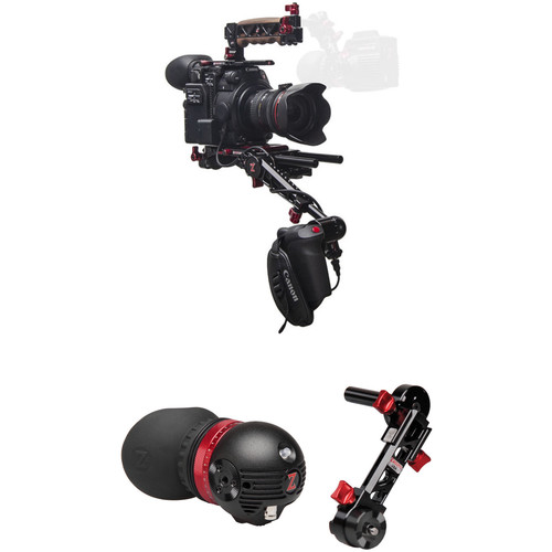 Zacuto Gratical Eye Recoil Pro V2 Bundle for Canon C200