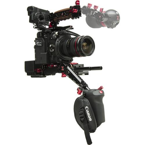 Zacuto Canon C200 EVF Recoil Pro