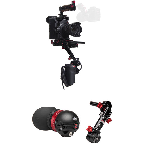 Zacuto Gratical Eye Bundle for Canon C300 Mark II