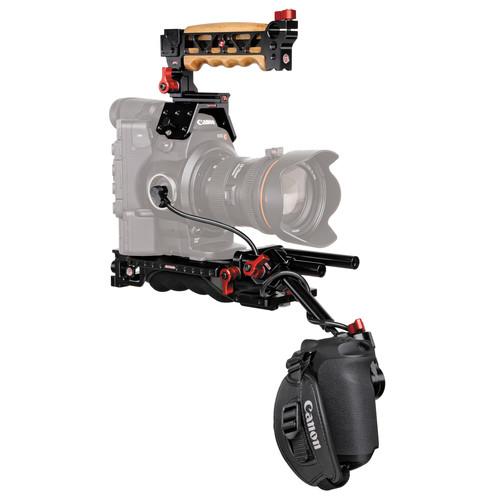 Zacuto Gratical EVF Bundle for Canon C300