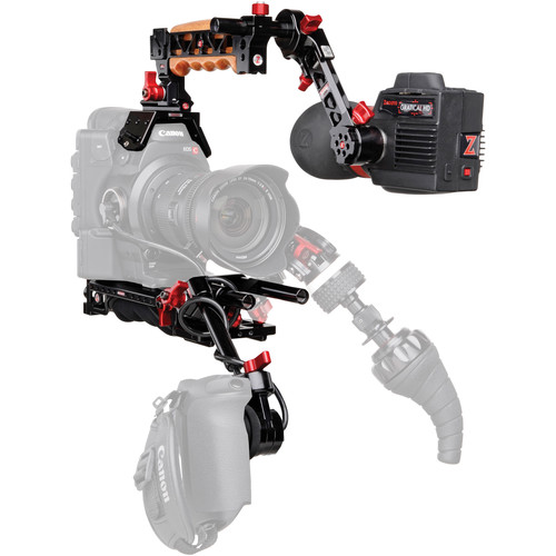 Zacuto Gratical EVF Bundle for Canon C300