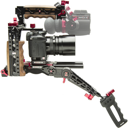 Zacuto Indie Recoil Pro Shoulder-Mounted Rig