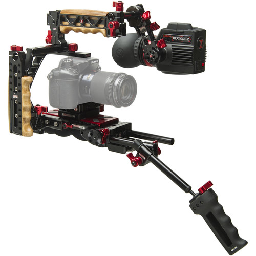 Zacuto Indie Gratical HD Bundle