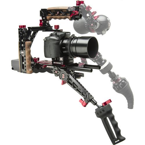 Zacuto Indie Gratical Eye EVF Bundle with Zgrip Trigger