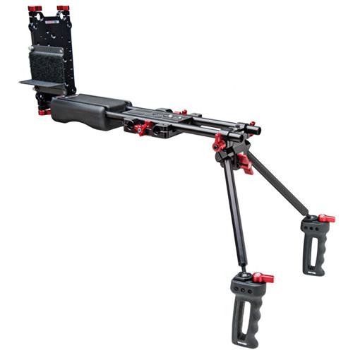 Zacuto Z-CSTGP Stinger Plus Camera Rig for Canon C100/300/500 Cameras