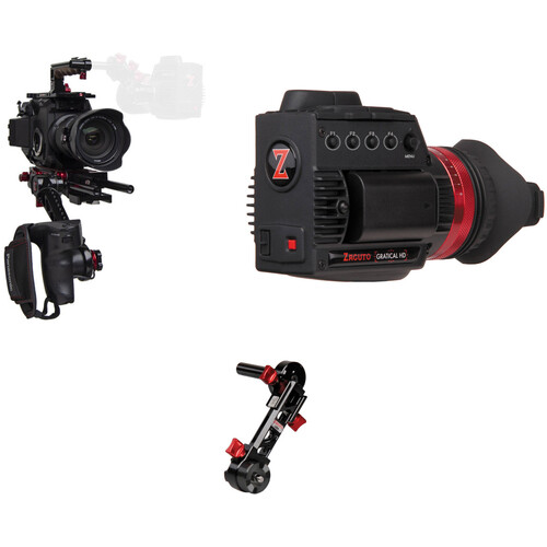 Zacuto Gratical HD Recoil Pro Bundle for EVA1