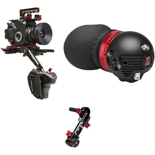Zacuto Gratical Eye Bundle for Panasonic EVA1 Camera