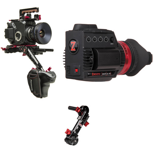 Zacuto Gratical HD Bundle for Panasonic EVA1 Camera