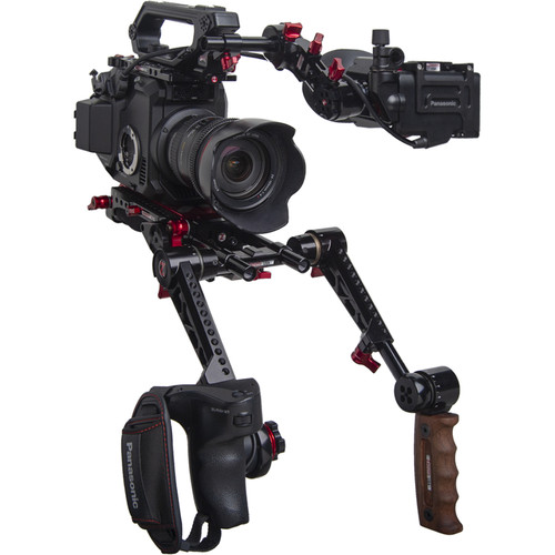Zacuto Z-Finder Recoil with Dual Trigger Grips for Panasonic EVA1