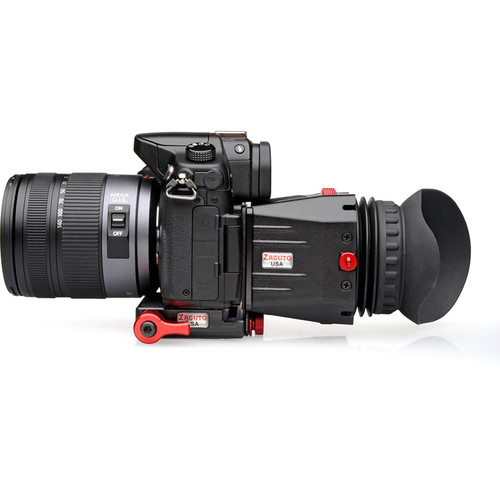 Zacuto GH3/GH4 Z-Finder Pro Optical Viewfinder