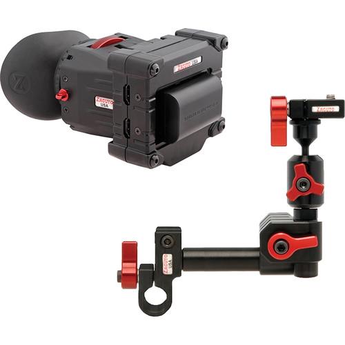 Zacuto Z-Finder EVF Pro with Rod Mount Kit