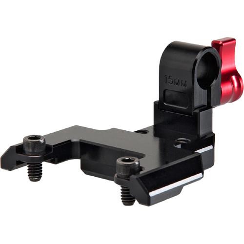 Zacuto 15mm Rod Lock with Top Plate for Sony PXW-FS7