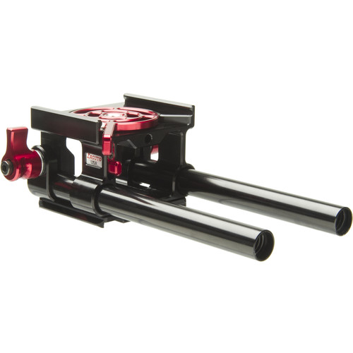 Zacuto Rod Support Base for Lumix GH5 Cage