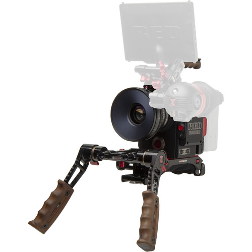Zacuto RED EVF Recoil Shoulder Rig with Dual Trigger Grips