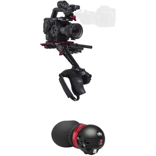 Zacuto Gratical Eye Bundle for Sony FS5/FS5 II