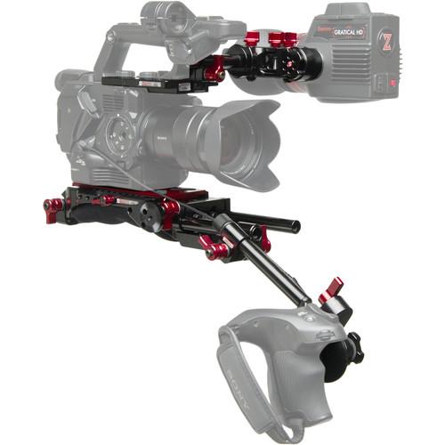 Zacuto EVF Recoil Kit for Sony FS5 Camera