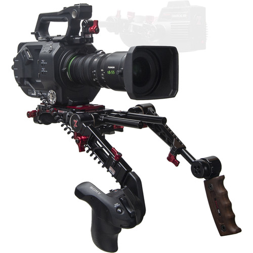 Zacuto Sony FS7M2 Recoil with Dual Trigger Grips