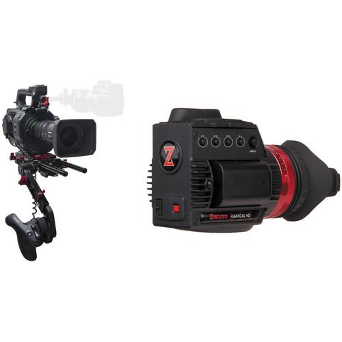 Zacuto Gratical HD Bundle for Sony FS7 II