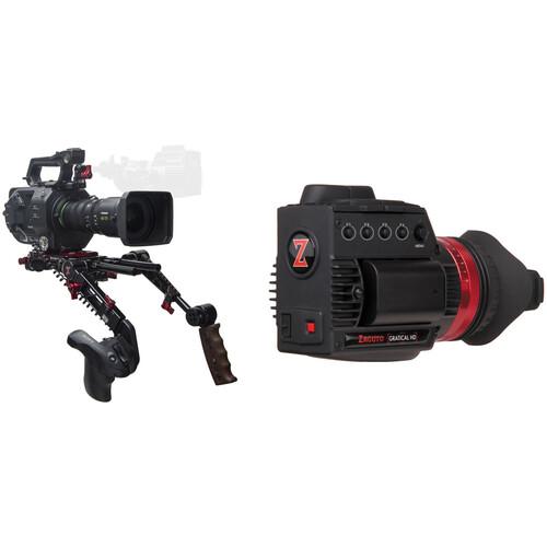 Zacuto Gratical HD Bundle with Dual Grips for Sony FS7 II