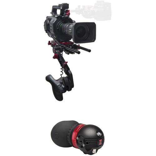 Zacuto Gratical Eye Bundle for Sony FS7 II