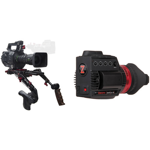 Zacuto Gratical HD Bundle with Dual Grips for Sony FS7