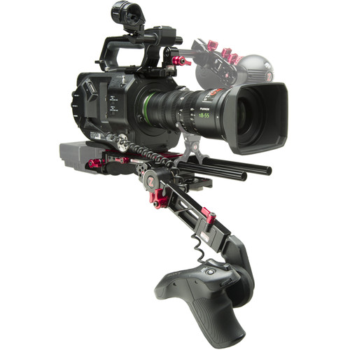 Zacuto Sony FS7 Recoil Pro with VCT Pro Baseplate