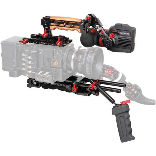 Zacuto Gratical HD EVF Recoil Kit for Sony F5/F55