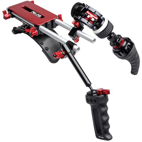 Zacuto Tornado Recoil Shoulder Rig for Sony F5 and F55 Cameras