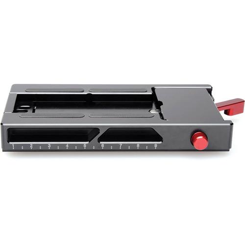Zacuto Z-TAP Tripod Adapter Plate