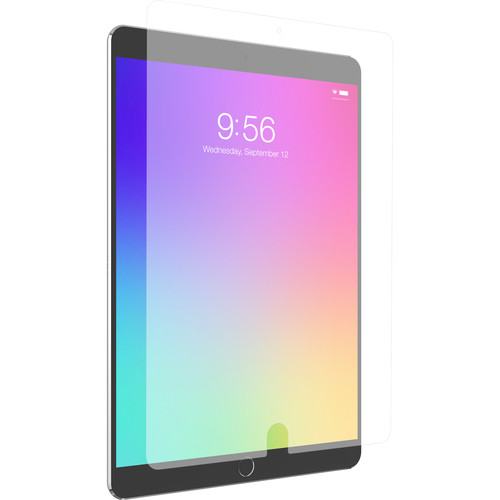 """ZAGG InvisibleShield Glass+ VisionGuard Screen Protector for Apple iPad 9.7"""""""