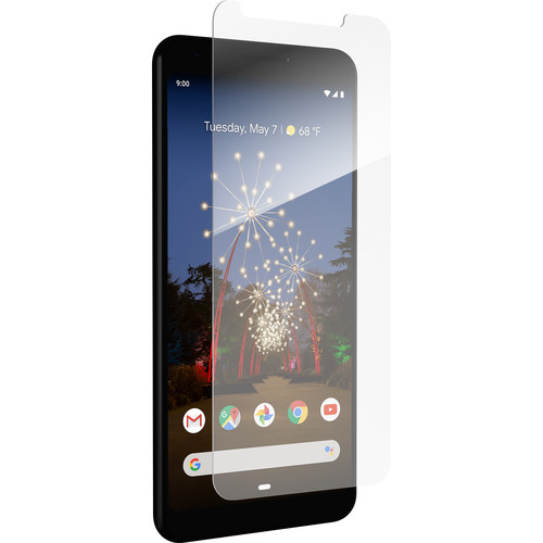 ZAGG InvisibleShield Glass+ Screen Protector for Google Pixel 3a XL