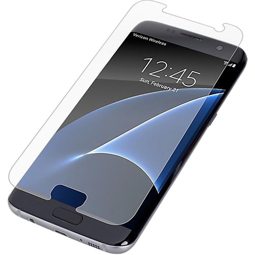 ZAGG InvisibleShield HD Dry for Galaxy S7 edge