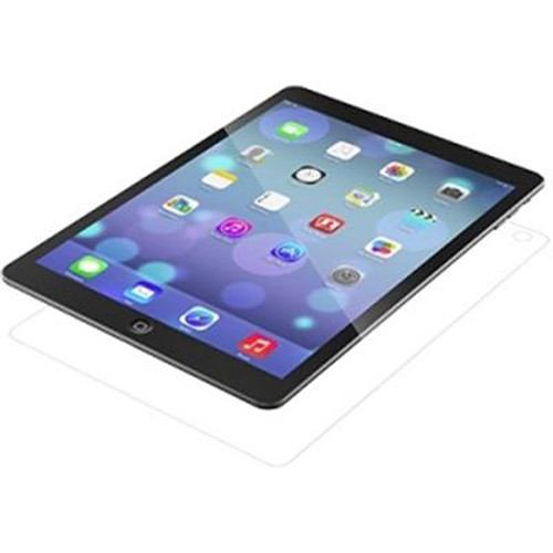 ZAGG InvisibleShield Glass Screen Protector for Apple iPad Air/Air 2