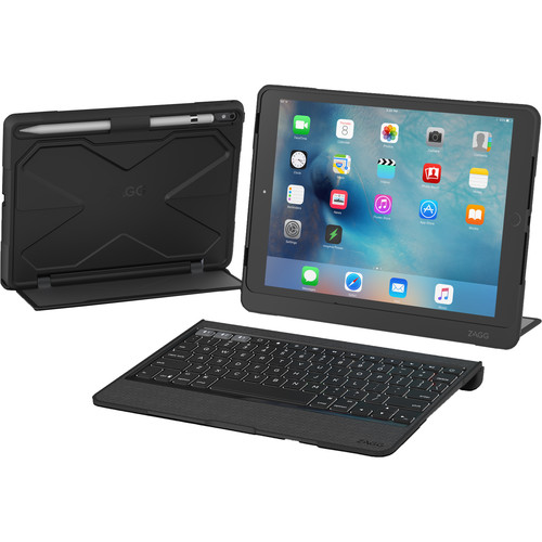 """ZAGG Rugged Book Pro for the 9.7"""" iPad Pro"""