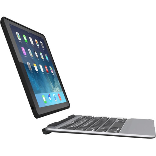 ZAGG Slim Book Keyboard Case for iPad mini 1/2/3 (Black)